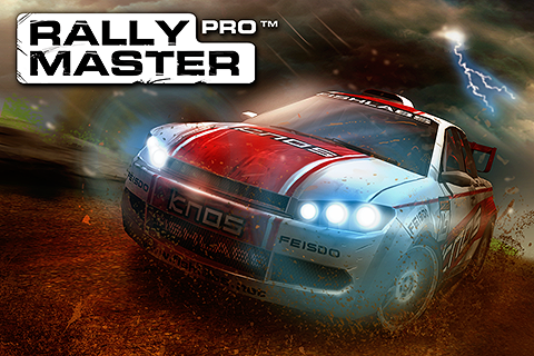 Rally master Pro Ipod touch Iphone