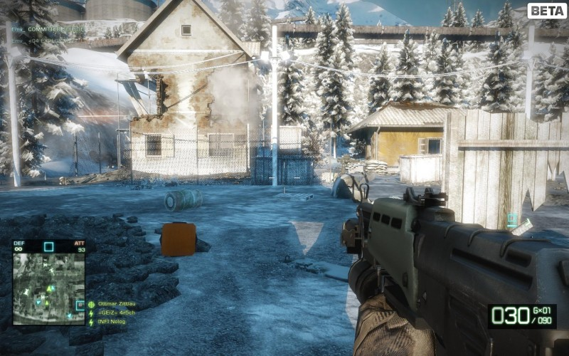Test du jeu Battlefield : Bad Company 2