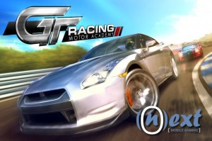 Test du jeu GT Racing Motor Academy sur iphone et ipod touch
