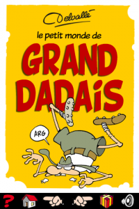 Bande dessinée iphone ipod touch Grand_dadais_vol2