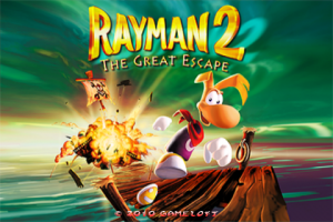 Test Rayman 2 the great escape iphone ipod touch