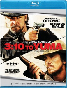 Blu Ray 3:10 to Yuma