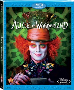 Alice in Wonderland Combi Pack