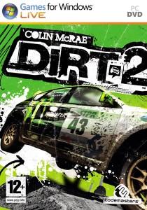 Test Colin McRae Dirt 2 PC