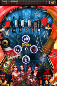 Test Fornika Pinball ipod touch iphone review
