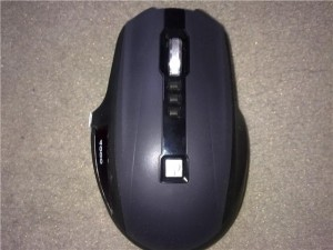 Test review souris Microsoft Sidewinder X8