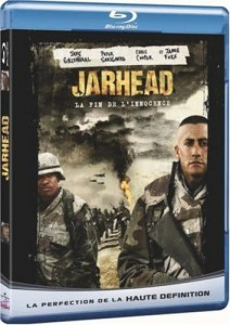 Critique Blu Ray jarhead