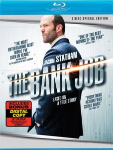 blu ray critique review the bank job braquage anglaise