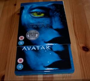 Blu ray avatar