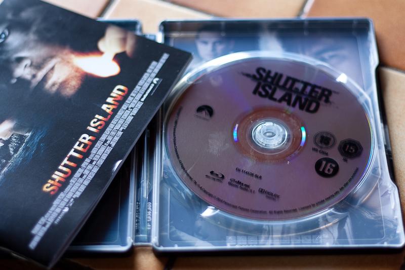 Blu Ray shutter island
