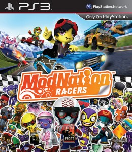Test Modnation Racers PS3