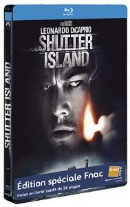 Critique Blu Ray Shutter Island