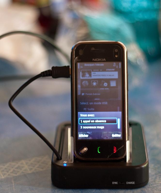 Proporta Dock N97 mini