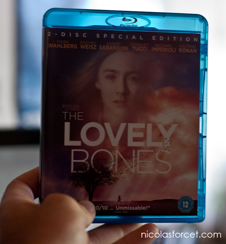 the lovely bones lecture Historical and literary context for alice sebold's the lovely bones learn all about the lovely bones, ask questions, and get the answers you need.