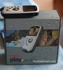 Test_Playsport Camera HD