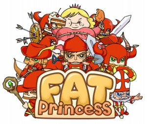 Test Fat princess PS3