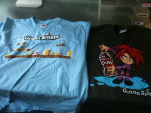 T Shirts Giana Sisters
