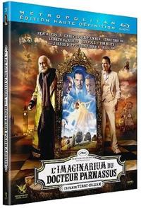 Blu ray imaginarium-docteur-parnassus