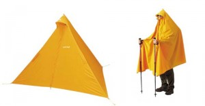 poncho-wearable-tent-tente-yellow