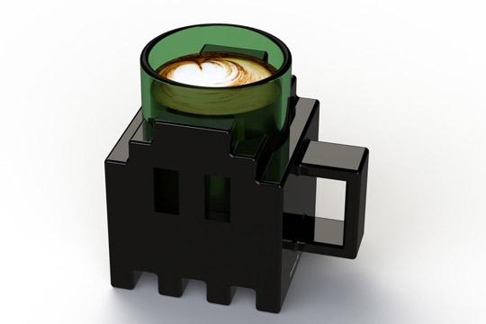 Mug-space-invader-cappuccino