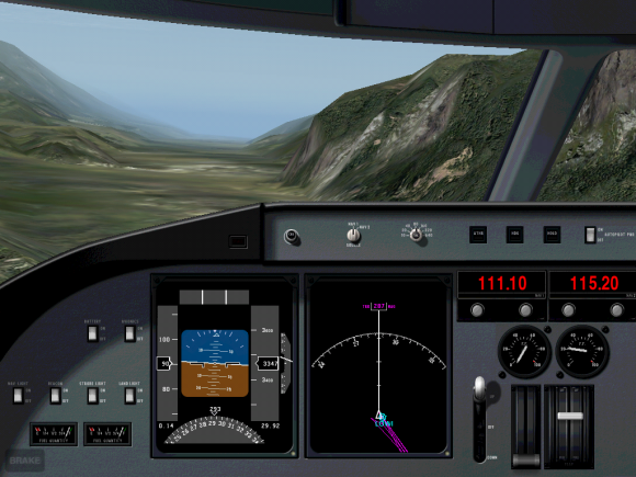 Test-Simulateur-vol-X-Plane-Ipad