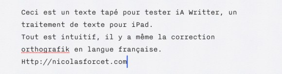 Test-iA-Writer-traitement-texte-ipad-capture