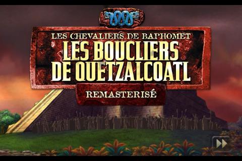 Test iPad Les Chevaliers de Baphomet 2
