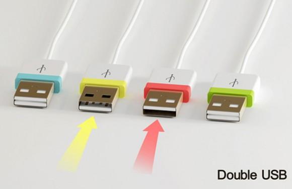 double-USB