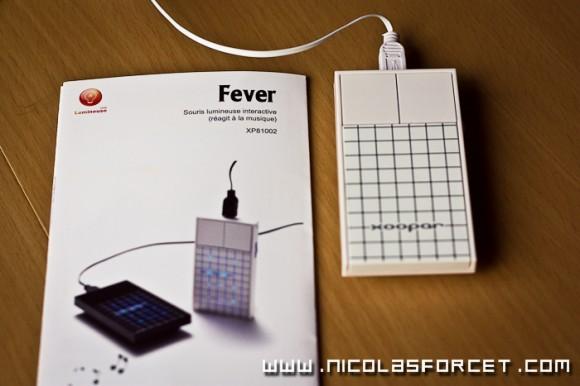 Souris-Xoopar-Fever-Test
