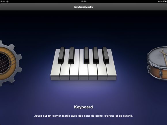 Review_Test_GarageBand_iPad