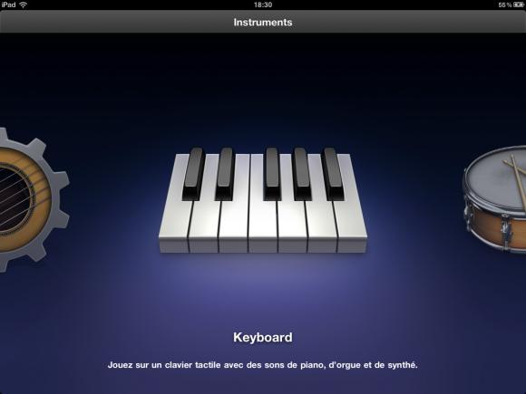 Review_Test_GarageBand_iPad