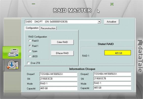 Raid1-Sabio