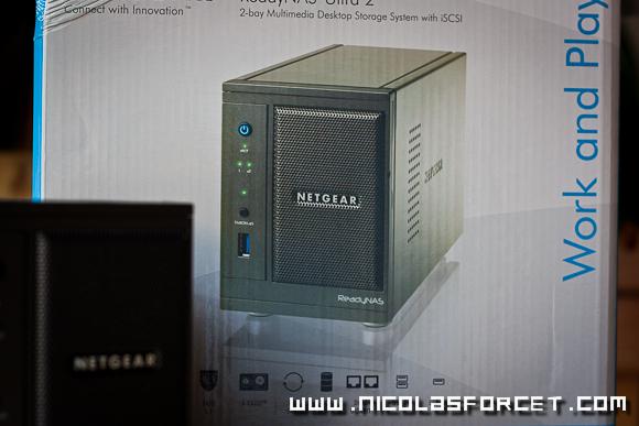 Test-Avis-Review-Photos-Netgear-ReadyNAS-Ultra-2-emballage