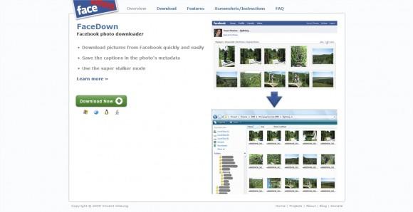 facebook-telecharger-album-photo-download-facedown