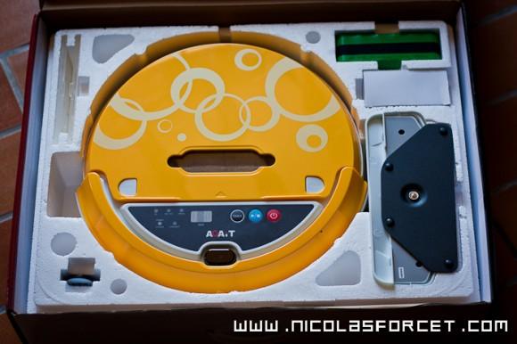 Test-robot-menager-Eclean-EC01-Jaune-AGAiT-Bestofrobots-Packaging
