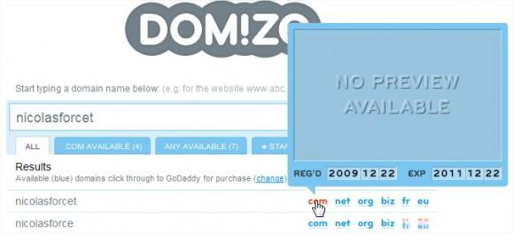 Domize-choisir-disponibilite-nom-de-domaine