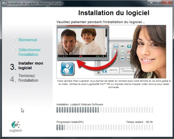 Test-Installation-Driver-Logitech-Webcam-C510