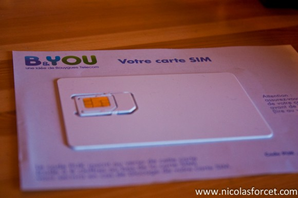 Activation-ligne-Bandyou-B&You-SIM