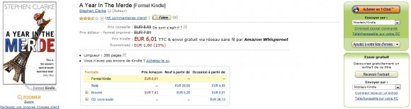 Achat-Amazon-Kindle-Touch-Test