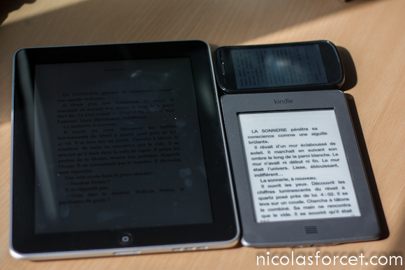 Test-Avis-Review-Kindle-Touch-Amazon-Liseuse-eInk-comparatif-iPad