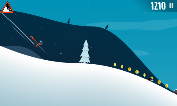 Test-Ski-safari-Android-Jeu-Ski-Avalanche (2)