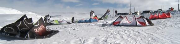Video-Snowkite
