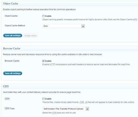 Configurer W3 Total Cache sur WordPress - Accelerer son blog