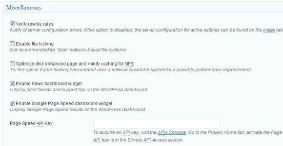 Configurer un plugin de Cache sur WordPress