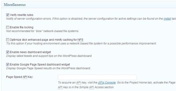 Configurer un plugin de Cache sur WordPress