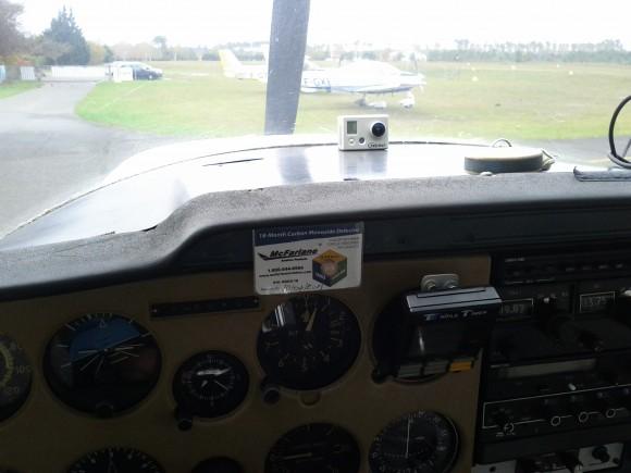 GoPro-Fixation-Avion