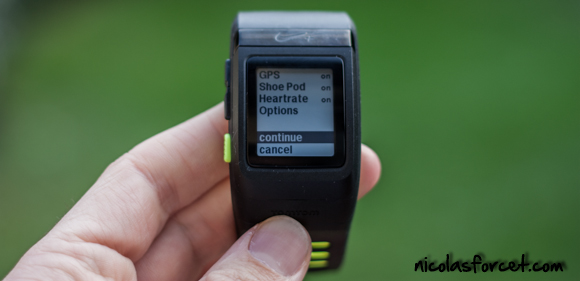 test montre running gps cardio nike sportwatch de tomtom. Black Bedroom Furniture Sets. Home Design Ideas