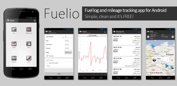 Fuelio-Android