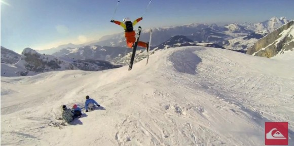 Candide Thovex - One of these days-ski-freestyle
