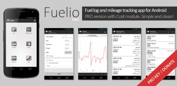 Fuelio-Pro-Android
